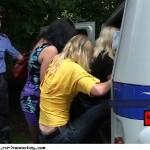 задержаны проститутки